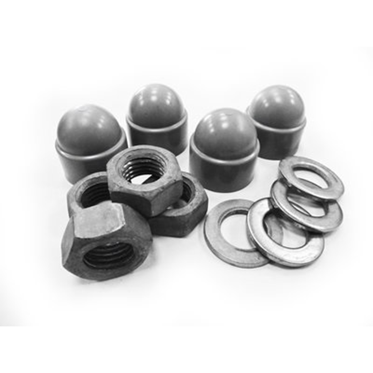 ROSA hot-dip galvanized connecting elements