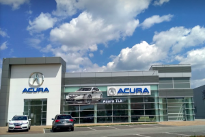 "Design, manufacturing, delivery and installation of the lighting equipment of the car center ""Acura"""